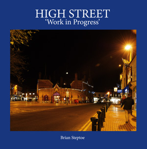 High Street Work in Progress book cover
